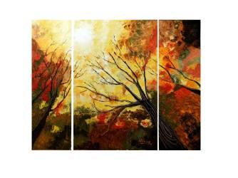 "Oil on canvas 48""x36"""