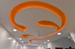 An imaginative ceiling