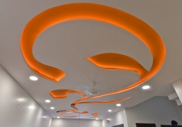 An imaginative ceiling