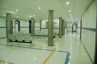 Public places- Hospitals